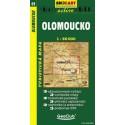 SHOCart 61 Olomoucko 1:50 000 turistická mapa