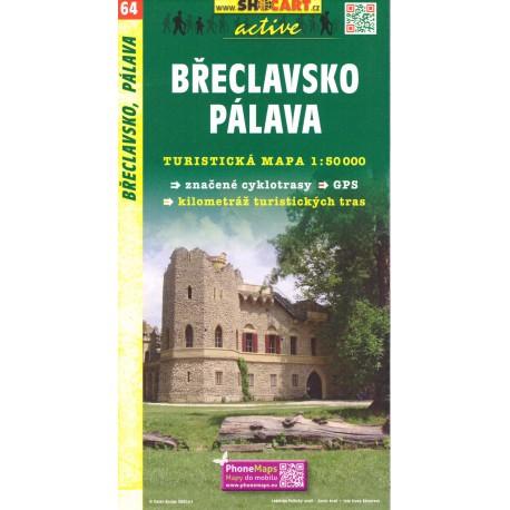 SHOCart 64 Břeclavsko, Pálava 1:50 000