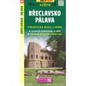 SHOCart 64 Břeclavsko, Pálava 1:50 000 turistická mapa