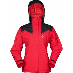 High Point Victoria 2.0 Lady Jacket red dámská nepromokavá bunda BlocVent 2L SDWR