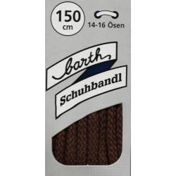 Barth Sport Extra Dick Rund kulaté extra silné/150 cm/barva 033 tkaničky do bot
