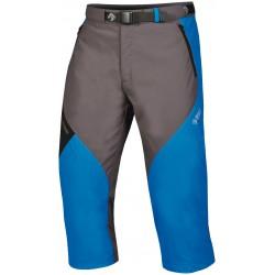 Direct Alpine Cruise 3/4 2.0 blue/darkgrey pánské turistické tříčtvrteční kalhoty