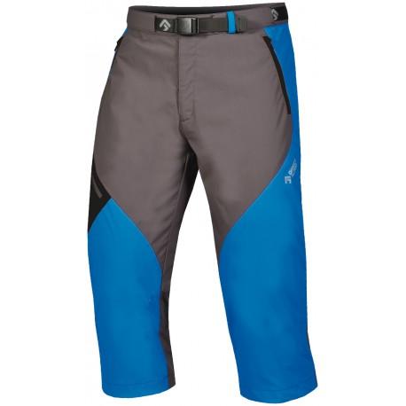 Direct Alpine Cruise 3/4 2.0 blue/darkgrey pánské tříčtvrteční kalhoty L