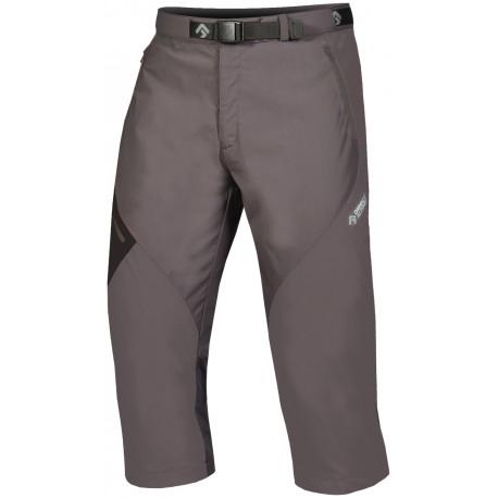 Direct Alpine Cruise 3/4 2.0 dark grey/black pánské tříčtvrteční kalhoty L