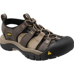 Keen Newport H2 M black olive/brindle pánské outdoorové sandály i do vody