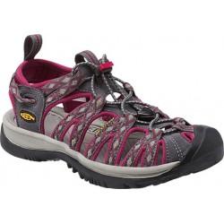 Keen Whisper W magnet/sangria dámské outdoorové sandály i do vody