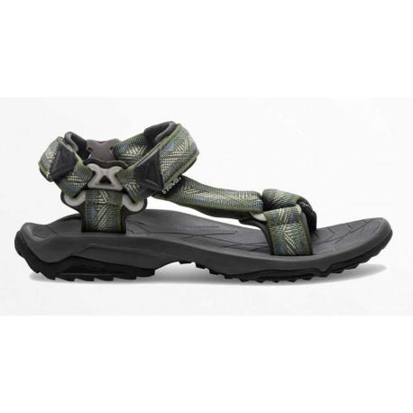 Teva Terra Fi Lite 1001473 GGRN pánské sandály i do vody (4)