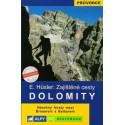 Alpy Zajištěné cesty - Dolomity průvodce