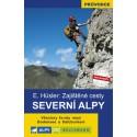 Alpy Zajištěné cesty - Severní Alpy průvodce
