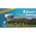 Bikeline Mozart-Radweg/Mozartova cyklostezka 1:50 000 cykloprůvodce