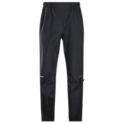 Berghaus Paclite Overtrousers M black pánské nepromokavé kalhoty