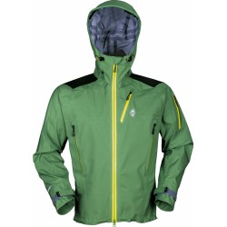 High Point Protector Jacket 3.0 green pánská nepromokavá bunda BlocVent Pro 3L DWR