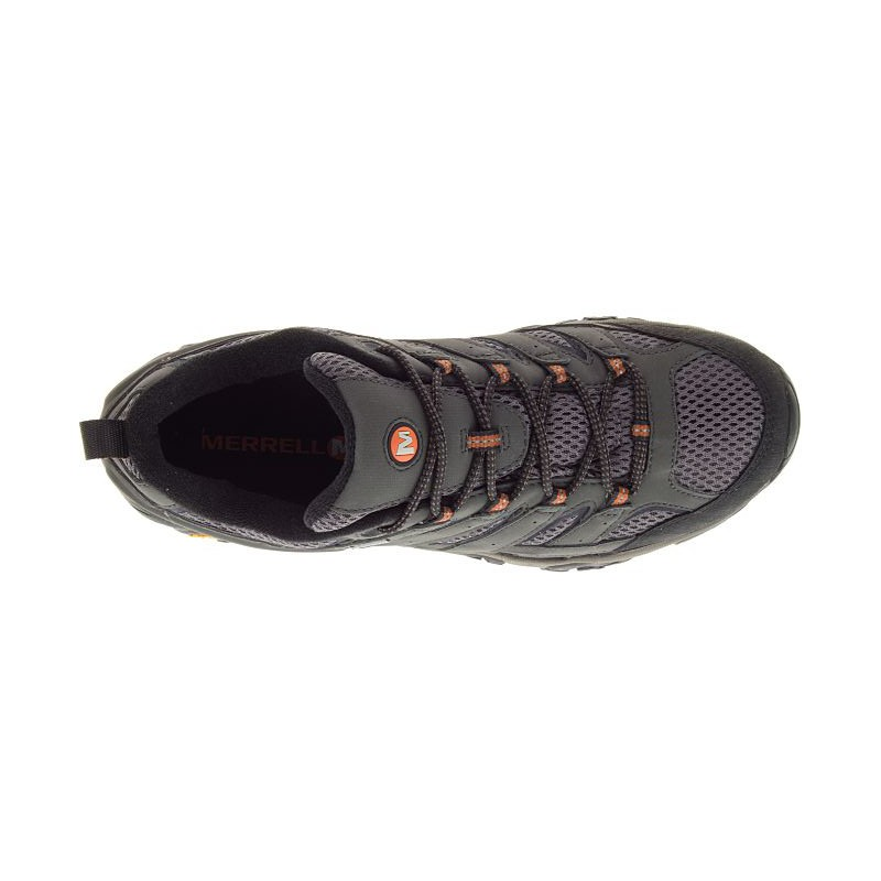 4f4c5abe6fa ... Merrell Moab 2 GTX beluga J06039 pánské nízké nepromokavé boty (3) ...