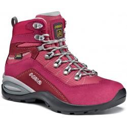 Asolo Enforce GV JR GTX red bud/blood dětské nepromokavé trekové boty