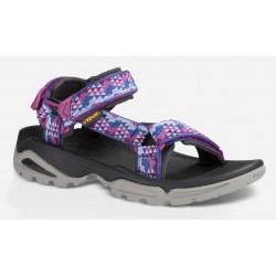 Teva Terra Fi 4 W 1004486 PPRPL dámské sandály i do vody