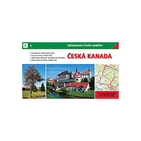 2 Česká Kanada cykloprůvodce