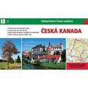 Freytag a Berndt 2 Česká Kanada cykloprůvodce