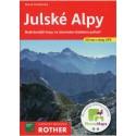 Freytag a Berndt Julské Alpy průvodce Rother