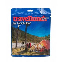 Travellunch Divoké houby s nudlemi  2 porce