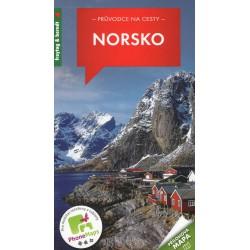 Freytag a Berndt Norsko průvodce + mapa