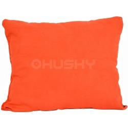 Husky Pillow oranžová cestovní polštářek 47 x 40,5 cm