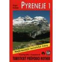 Freytag a Berndt Pyreneje 1 průvodce Rother