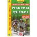 SHOCart Posázavská cyklotrasa 1:60 000 cykloprůvodce