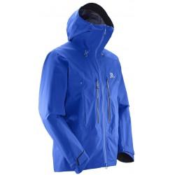 Salomon S-Lab X Alp Pro JKT M blue 392865 pánská nepromokavá bunda GORE-TEX® Pro 3L