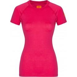 Zajo Elsa Merino W T-shirt SS jazzy dámské triko krátký rukáv Merino vlna