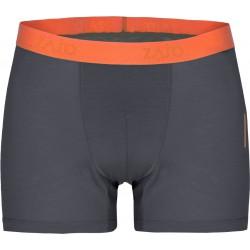 Zajo Bjorn Merino Shorts grey pánské boxerky