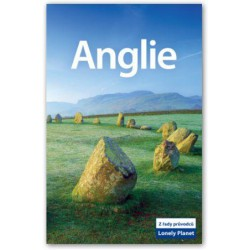 Anglie - průvodce Lonely Planet