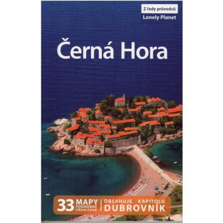 Černá Hora - průvodce Lonely Planet