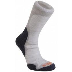 Bridgedale WoolFusion Ultra Light gunmetal trekové ponožky Merino vlna