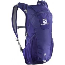 Salomon Trail 10 spectrum blue/white 393304 běžecký batoh (1)