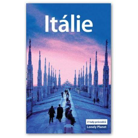 Itálie - průvodce Lonely Planet