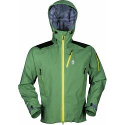 High Point Protector Jacket 4.0 green pánská nepromokavá bunda BlocVent Pro 3L DWR