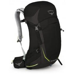 Osprey Stratos 26 II black turistický batoh