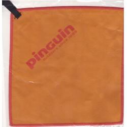 Pinguin Micro XS 20x20 cm multifunkční ručník oranžový