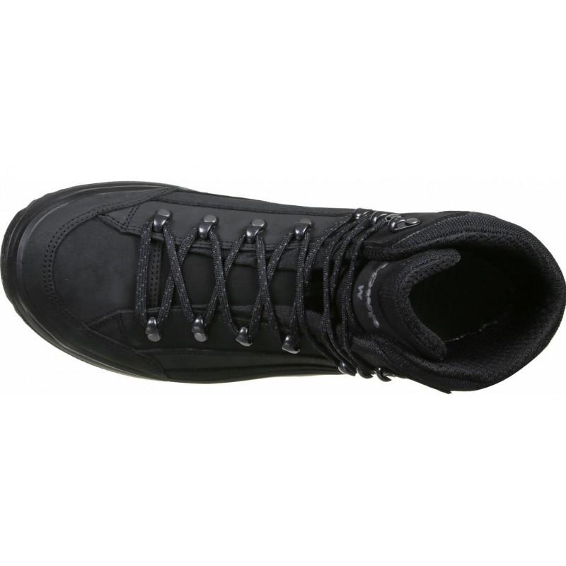 c7abf36359b ... Lowa Renegade GTX Mid black black pánské nepromokavé kožené trekové boty  4
