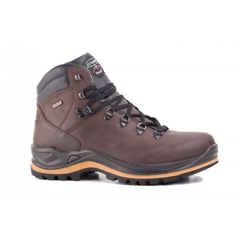 GriSport Aztec 13701-24 Spo-Tex unisex nepromokavé kožené trekové boty ba69f5c80f