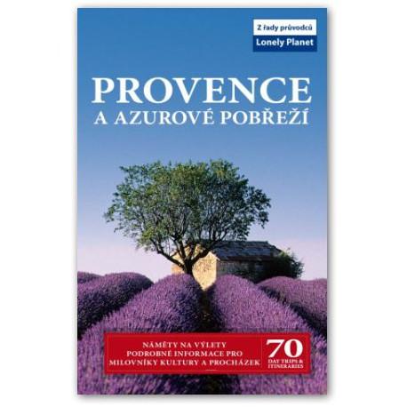 Provence a Azurové pobřeží - průvodce Lonely Planet