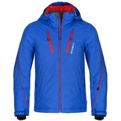 Husky Lona modrá dětská nepromokavá zimní lyžařská bunda Aquablock Plus (1)