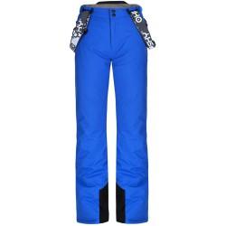 Husky Lipel modrá dětské nepromokavé zimní lyžařské kalhoty Aquablock Plus