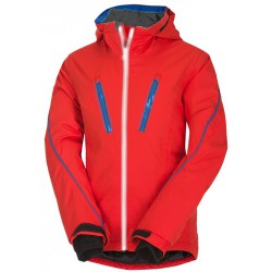 Husky Lona oranžová dětská nepromokavá zimní lyžařská bunda Aquablock Plus (1)