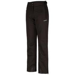 Husky Menda černá dámské nepromokavé zimní lyžařské kalhoty HuskyTech 20000
