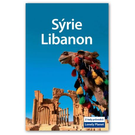 Sýrie a Libanon - průvodce Lonely Planet
