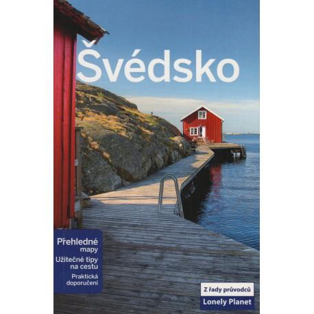 Švédsko průvodce Lonely Planet