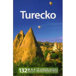 Turecko - průvodce Lonely Planet