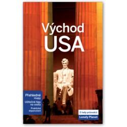 Východ USA průvodce Lonely Planet