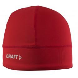 Craft Light Thermal Hat 1452 Poppy 1902362 mírně zateplená elastická běžecká čepice